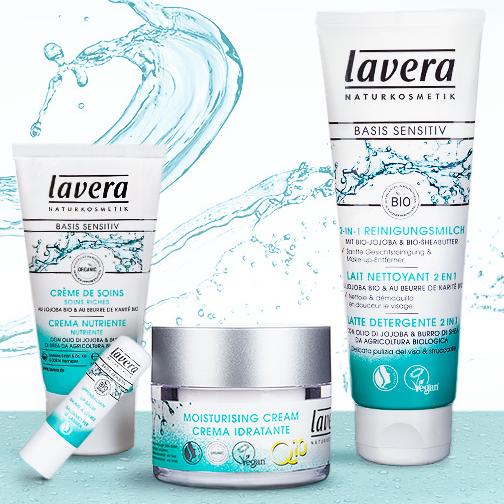 德国天然有机护肤Lavera