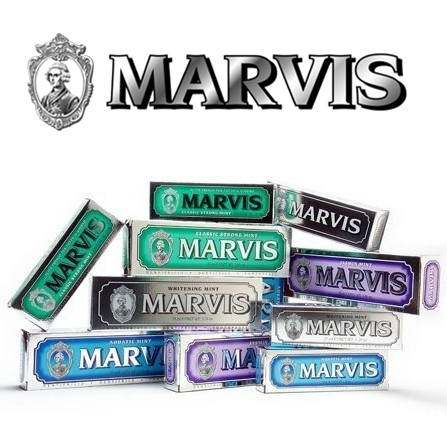 大英航空头等舱专用 意大利Marvis牙膏
