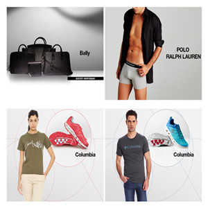 Bally男女包/Polo Ralph Lauren男式内裤/Columbia男女鞋