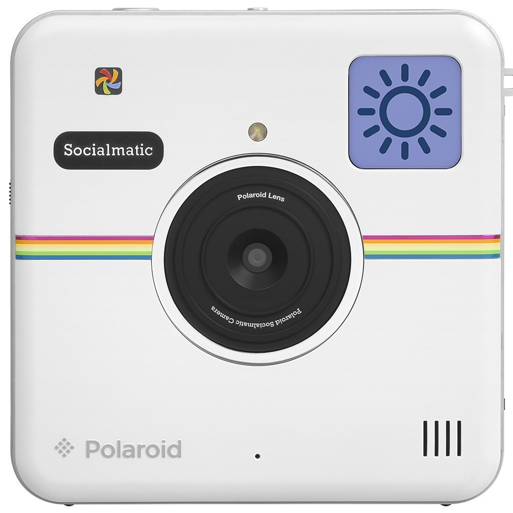 Polaroid×Instagram=SocialMatic拍立得社交相机