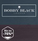 低调品质 Bobby Black London男包