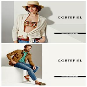 西班牙时尚品牌CORTEFIEL男女服饰
