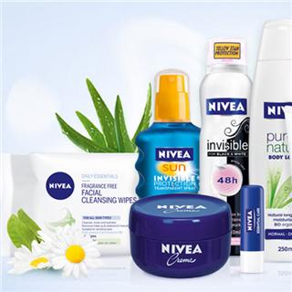 NIVEA 妮维雅等身体护理用品
