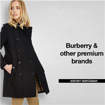 Burberry及其他高端品牌男女服饰联合闪购
