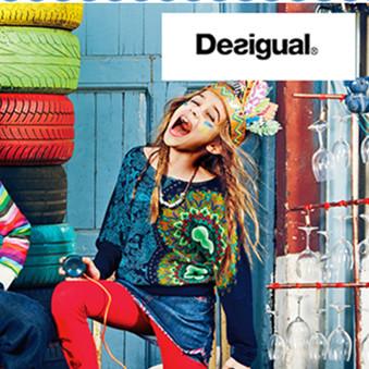 西班牙潮牌Desigual男女童装及baby装