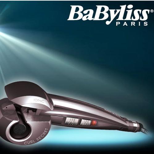 BaByliss C1100E 完美卷发棒