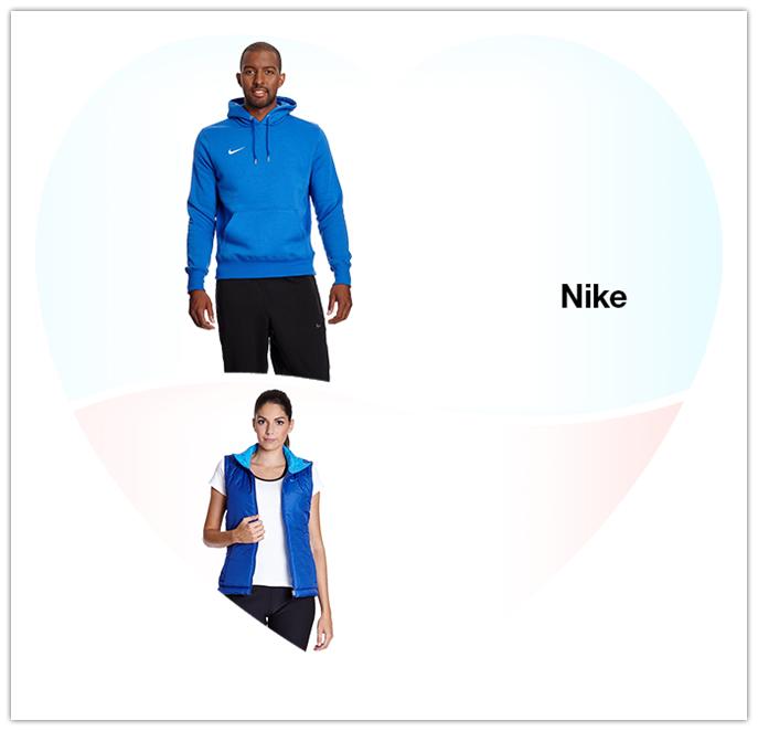Nike 男女运动服饰鞋履