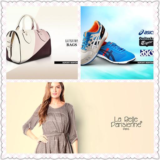 Luxury Bags 奢华女包/La Belle Parisienne 淑女装/Onitsuka Tiger & Asics Lifestyle 运动鞋