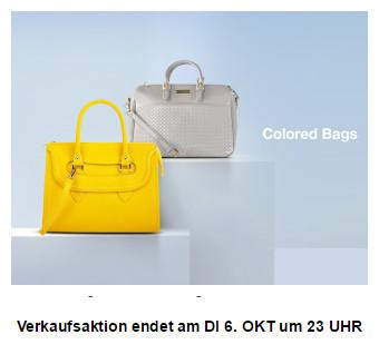 点亮心情 Colored bags缤纷女包