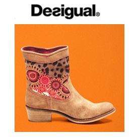 西班牙潮牌 Desigual男女鞋履