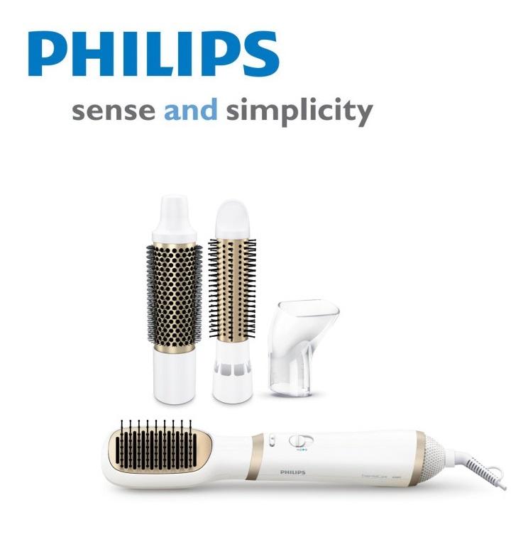 打造完美发型 Philips HP8663/00 Essential Care造型梳