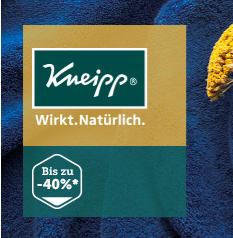 Kneipp香薰及沐浴用品