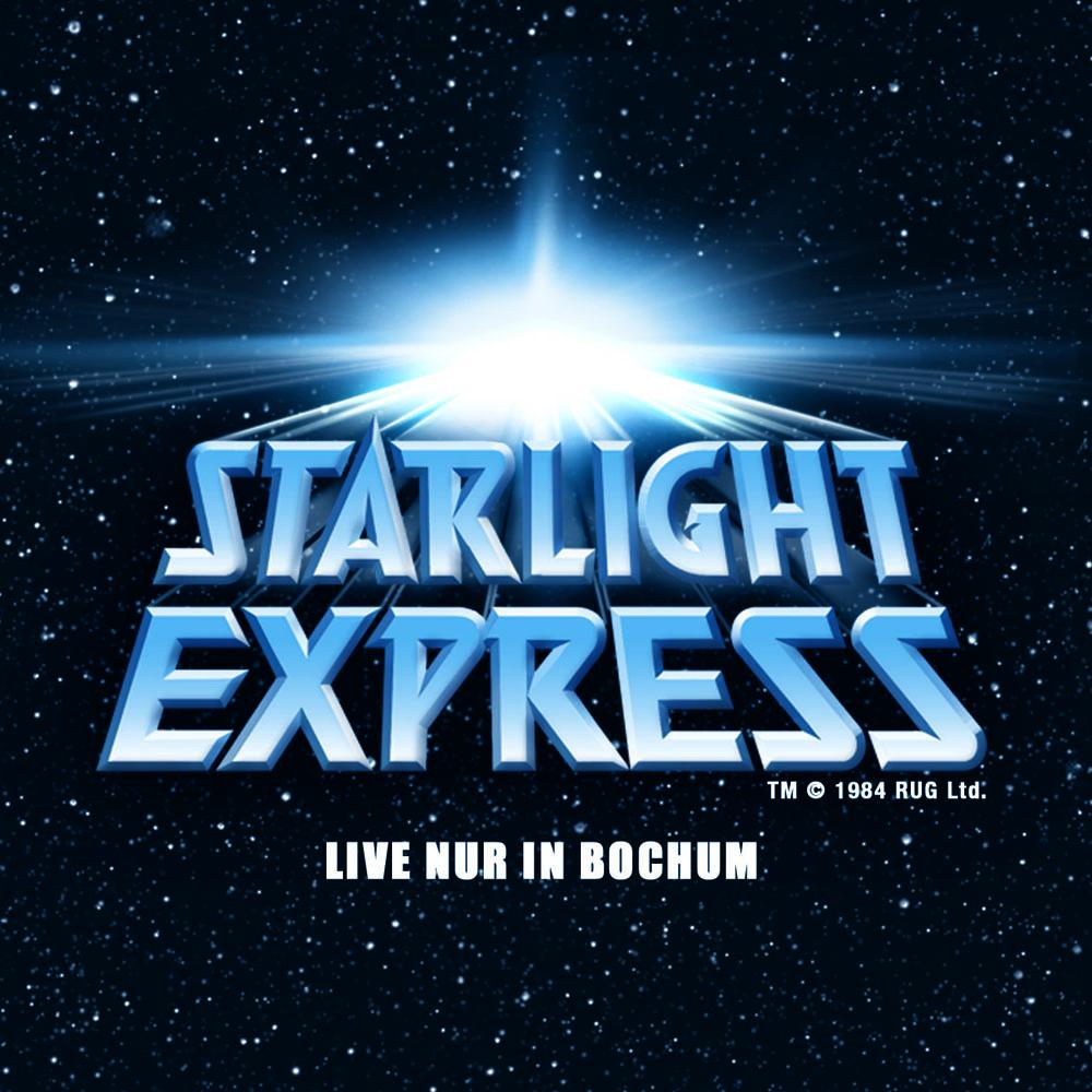 就在波鸿!韦伯音乐剧《Starlight Express/星光快车》门票
