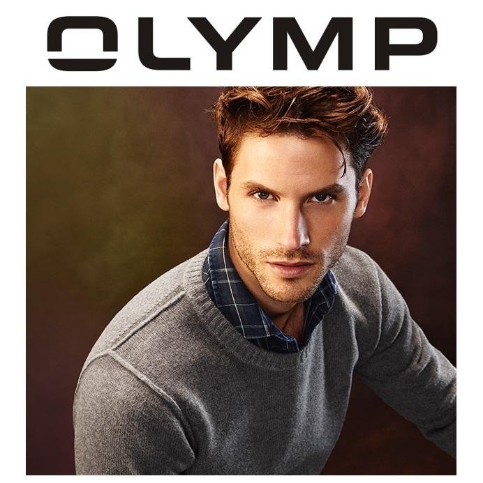 男士品位 德国Olymp衬衣领带及毛衫