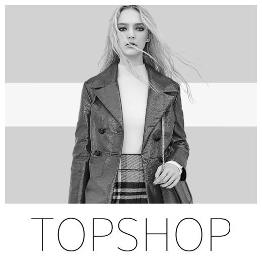 女星超爱的平价品牌 英国Topshop&Topman男装