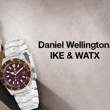Daniel Wellington,Ike&Watx腕表