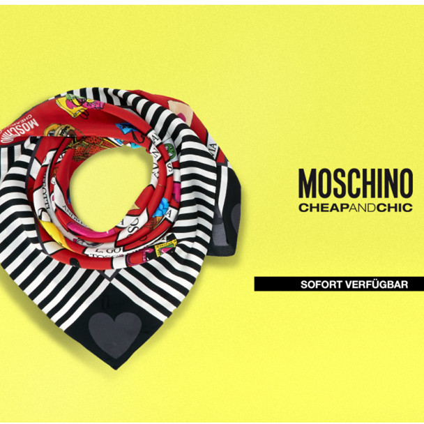 Moschino围巾闪购