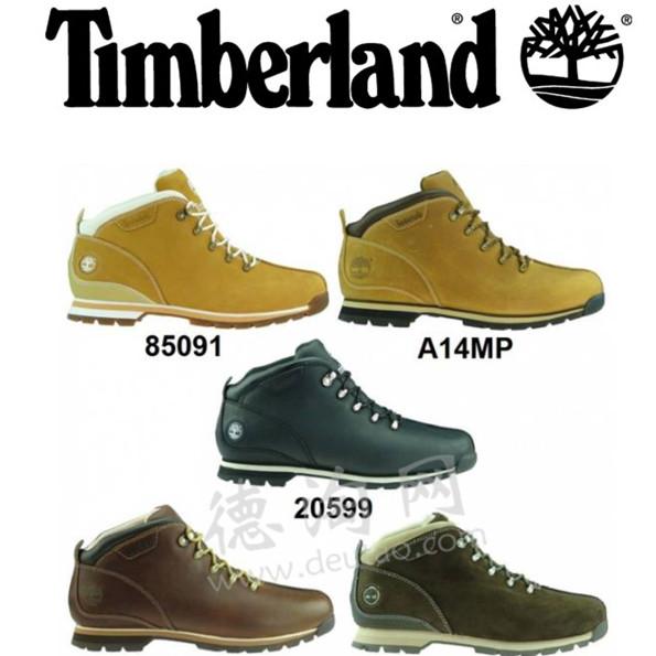 户外品牌典范Timberland男鞋