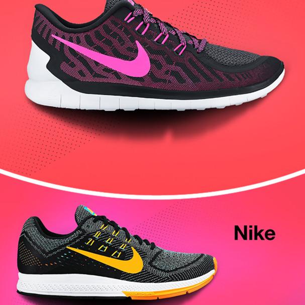NIKE男女运动鞋履及服饰