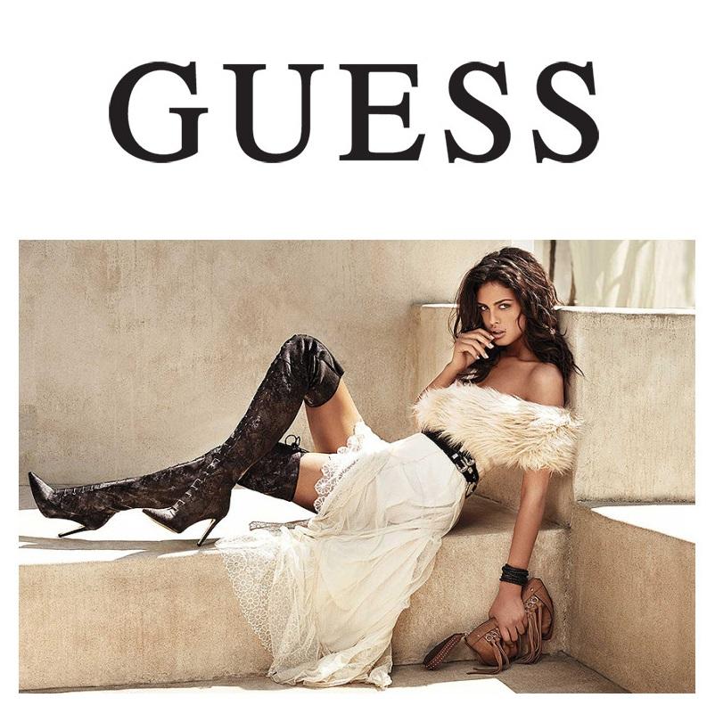 美国潮牌 Guess男女鞋履