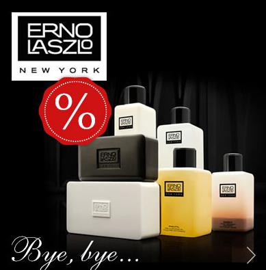 好莱坞传奇护肤品牌Erno Laszlo