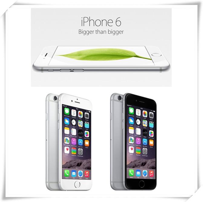 全新无锁无合同iPhone6 64GB