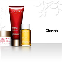 Clarins娇韵诗美容护肤品