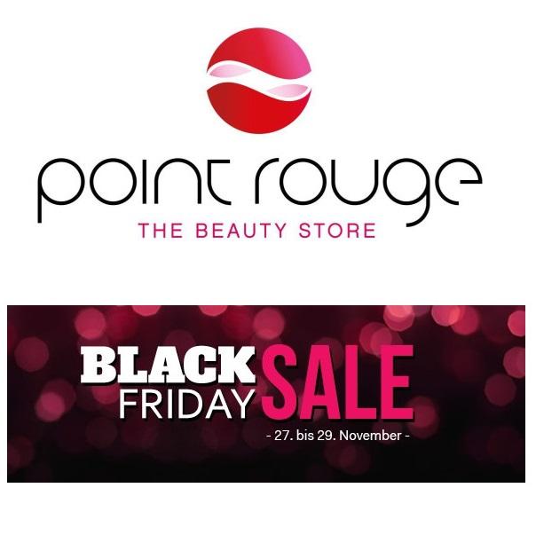 护肤美妆网店 Point Rouge黑色星期五