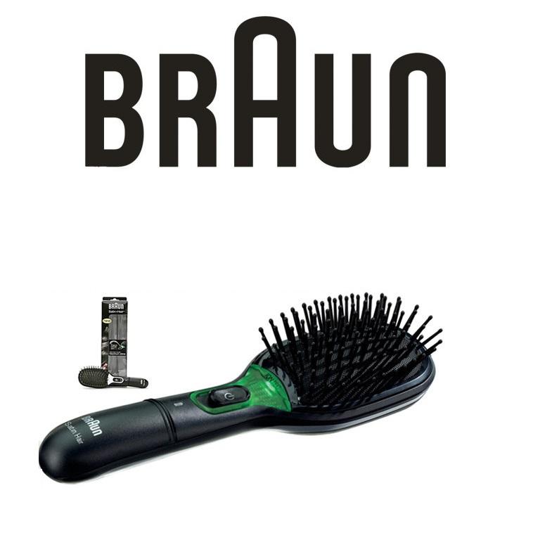 Braun Satin Hair 7 博朗负离子去毛躁发梳