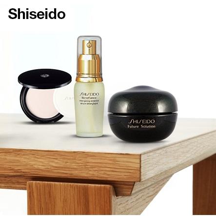 释放美丽潜能 Shiseido资生堂护肤品