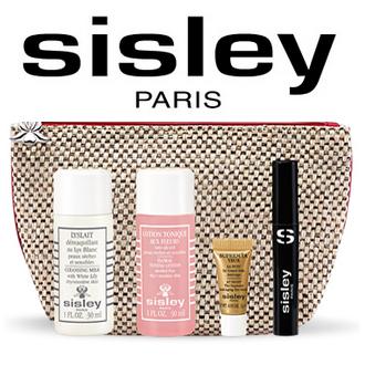 植物性护肤品牌 — Sisley