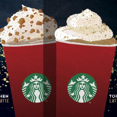德国星巴克Starbucks活动