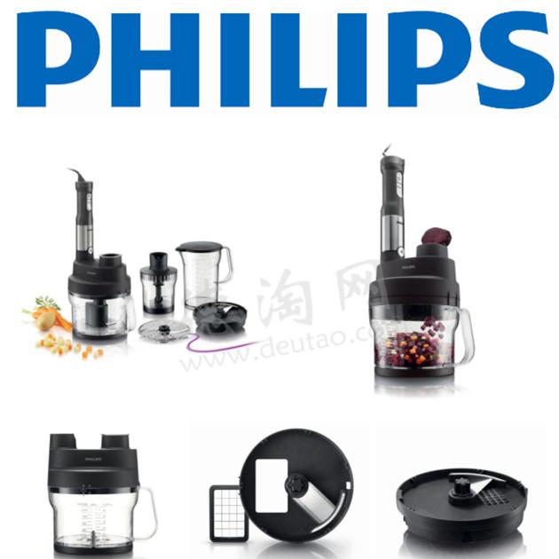 飞利浦PHILIPS电动厨房切丁机