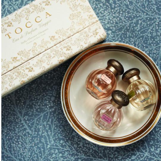 小众欧式情怀—TOCCA沙龙香水系列