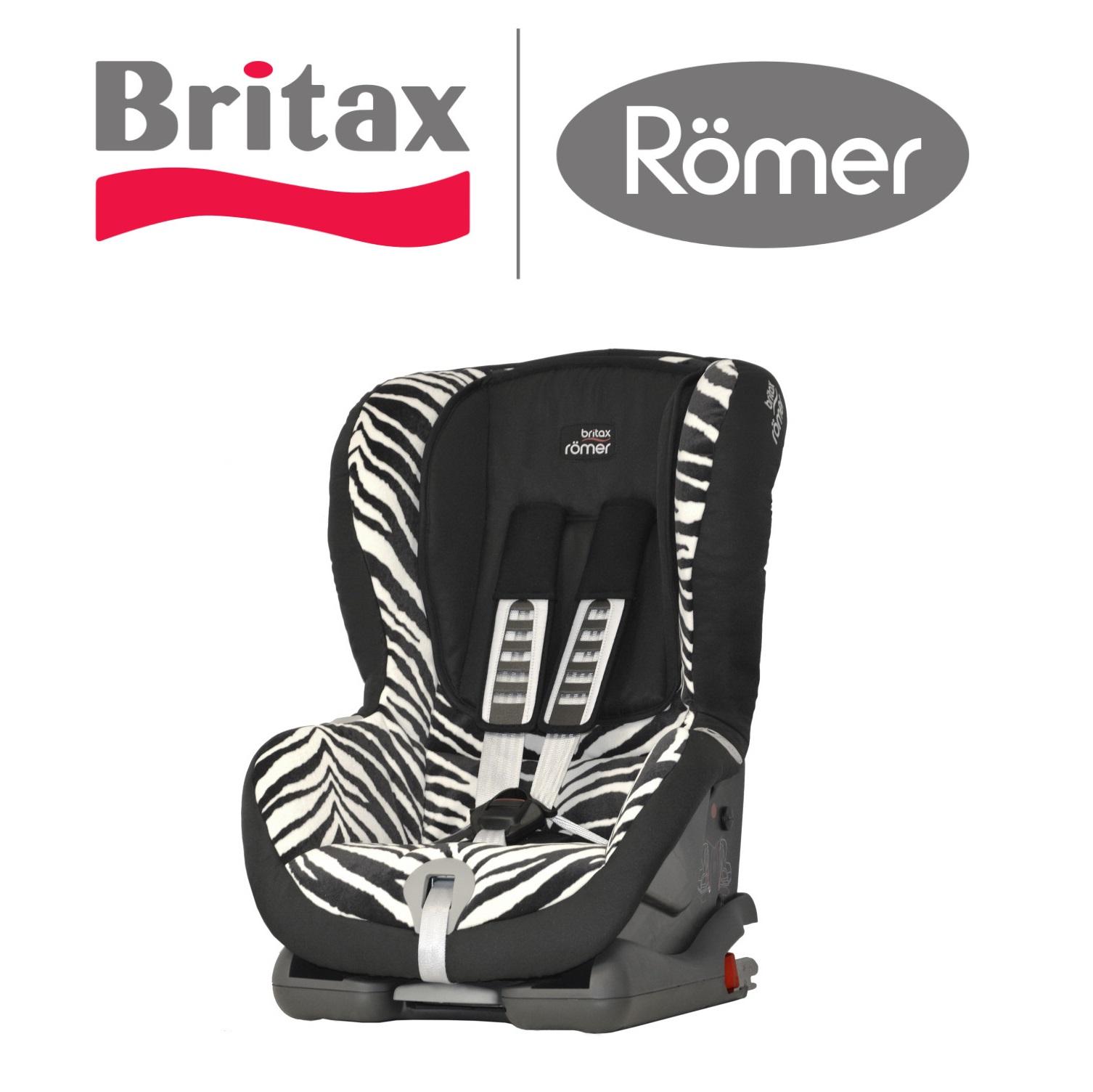 德国Britax Römer Duo Plus儿童安全座椅