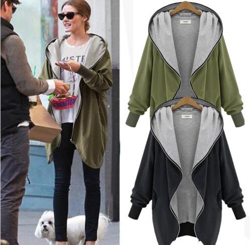 2015时尚女士冬季外套