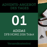 adidas 德国国家队2016欧洲杯主场官方球衣