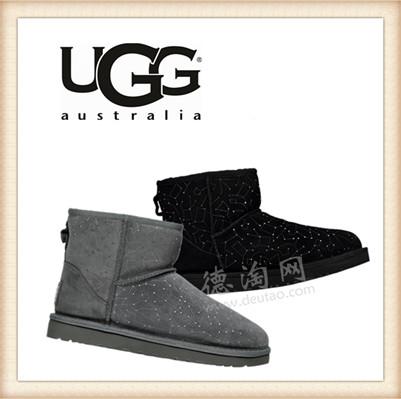 全包围呵护 UGG星座系列classic雪地靴