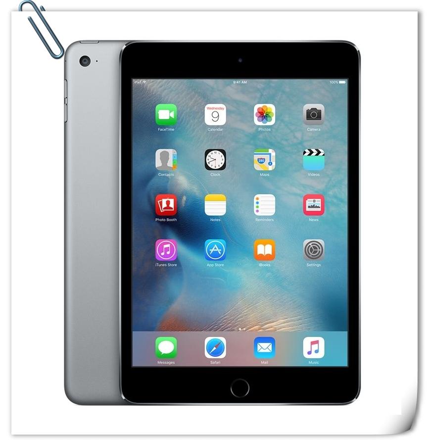 小身材大作为 iPad mini 4