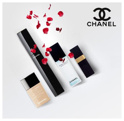 恋恋山茶花 Chanel护肤彩妆