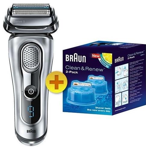 Braun 9090cc 博朗最新9系剃须刀