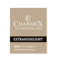 瑞士经典 Charmex查梅斯男式石英腕表