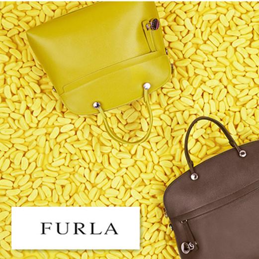 优雅名媛风-意大利高端皮具品牌Furla