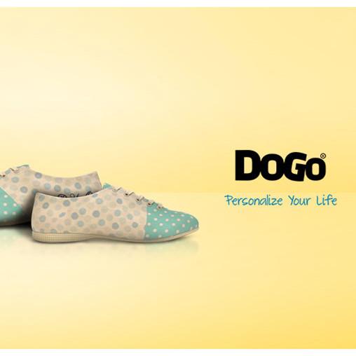 手绘风潮 DOGO鞋履闪购