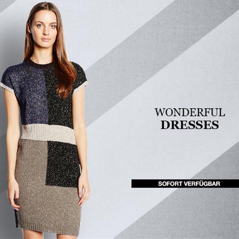 WONDERFULL DRESSES 完美女裙集锦