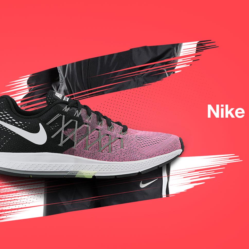 Nike 男女运动服及鞋履