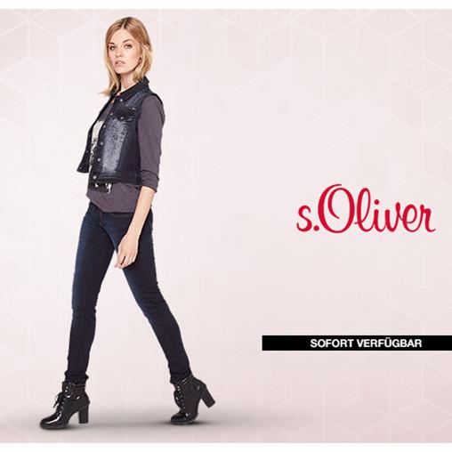 德国本土好牌-S.Oliver男女服饰