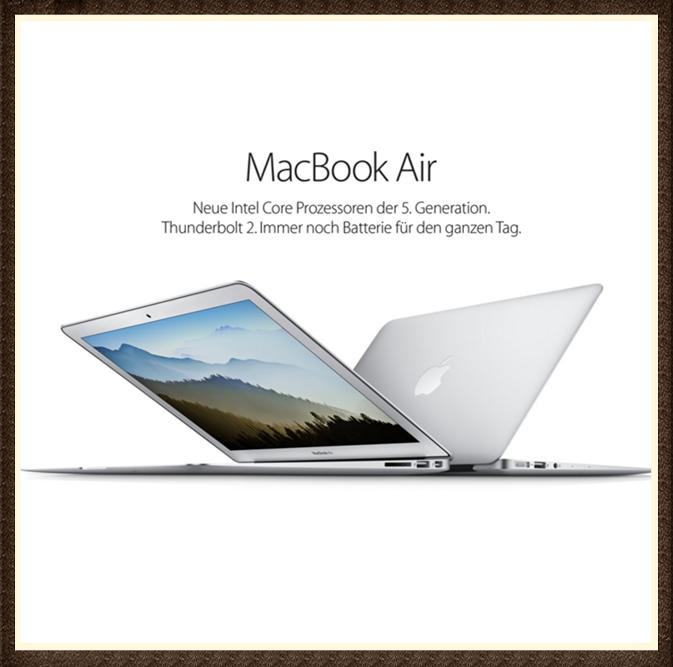 全新苹果 MacBook Air 13寸笔记本电脑