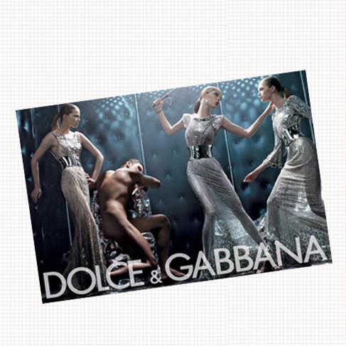 来自西西里的华丽诱惑 DOLCE & GABBANA 男女装、内衣及配饰