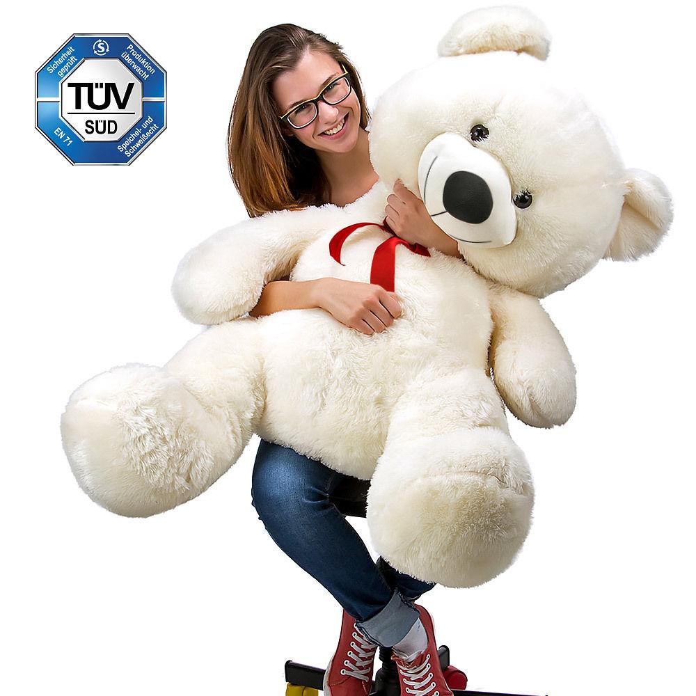 可爱泰迪巨型公仔熊